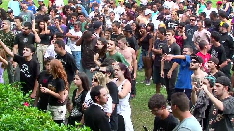Cultura Livre Sp - Raimundos - Parque Ecológico do Tietê 01/04