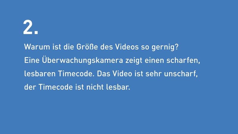 Magnitz Video Zeitlupe zeigt Schnitt