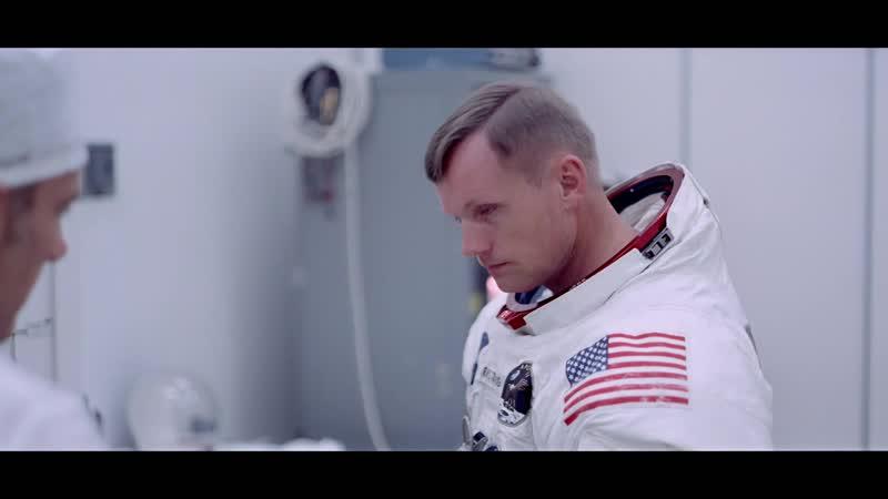 Аполлон 11 / Apollo 11.Трейлер 2 (2019) [1080p]
