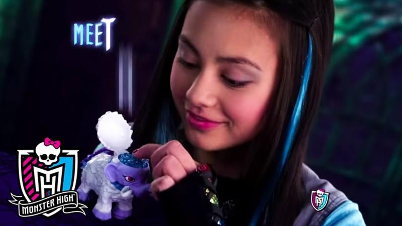 Secret Creepers TV Commercial | Monster High