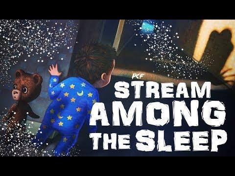 [СТРИМ] ПАРАНОРМАЛЬНОЕ ПУТЕШЕСТВИЕ \ Among the Sleep Prologue Музей \ PixelCakesFan