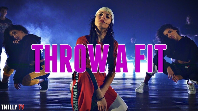 Tinashe - Throw a Fit - Dance Choreography by Jojo Gomez - TMillyTV