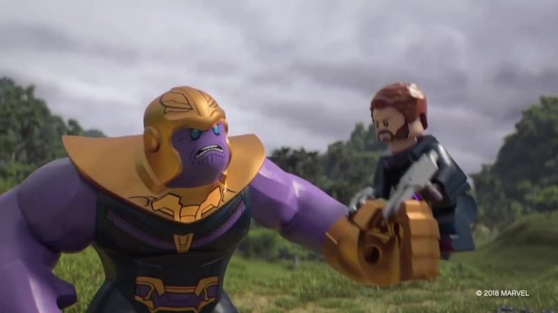 LEGO Captain Black