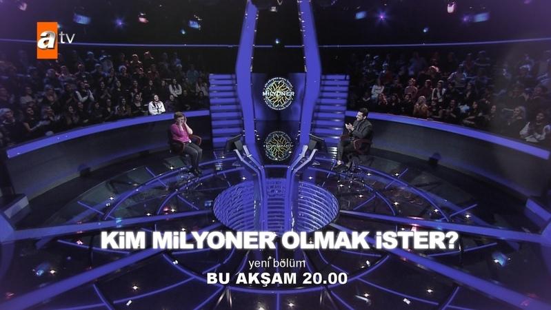 """Atv on Instagram """"MuratYıldırımın sunumuyla Kim Milyoner Olmak İster yeni bölümüyle bu akşam 20.00de atvde!"""""""