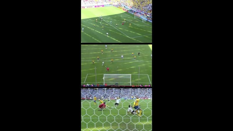 Лукас Подольски лучший молодой игрок Чемпионата мира FIFA 2006