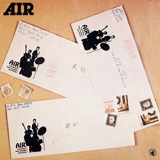 Air альбом Air Mail