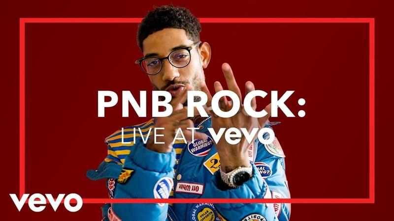 PNB Rock - Scrub (Live at Vevo)