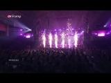 Nine Muses - Dolls @ 2018 Peace K-Pop Concert в Косоне (180622)