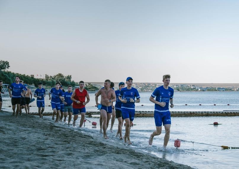 в Крыму ХК ТИУ выполнил запланированный объем работ по подготовке к сезону
