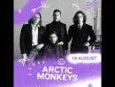 Arctic Monkeys с новым шоу на фестивале Sziget 2018!