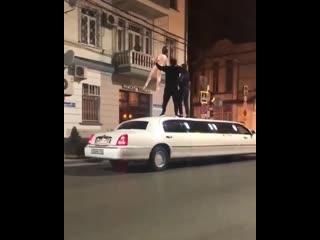 Резиновая Зина на Лимузине в Краснодаре
