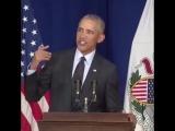 Obama Calls Right Wingers Racist Nazi Sympathizing Bigots