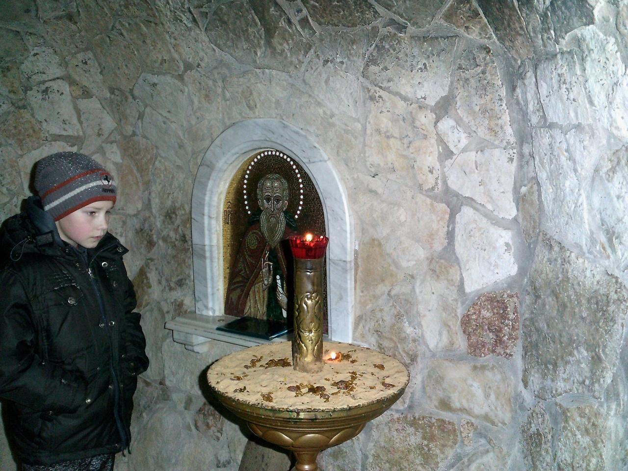 Скит преподобного Саввы. Звенигород, Московская область