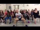 Can't Stop The Feeling - Justin Timberlake - Wheelchair Dance Fitness - SitDownAJ