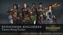 Pathfinder Kingmaker - Вечер в таверне