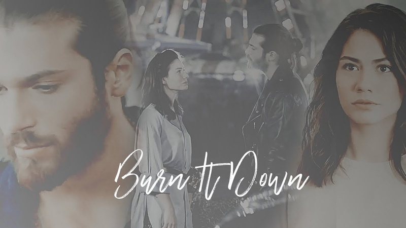 Can and sanem | sometimes it hurts. [1x16]