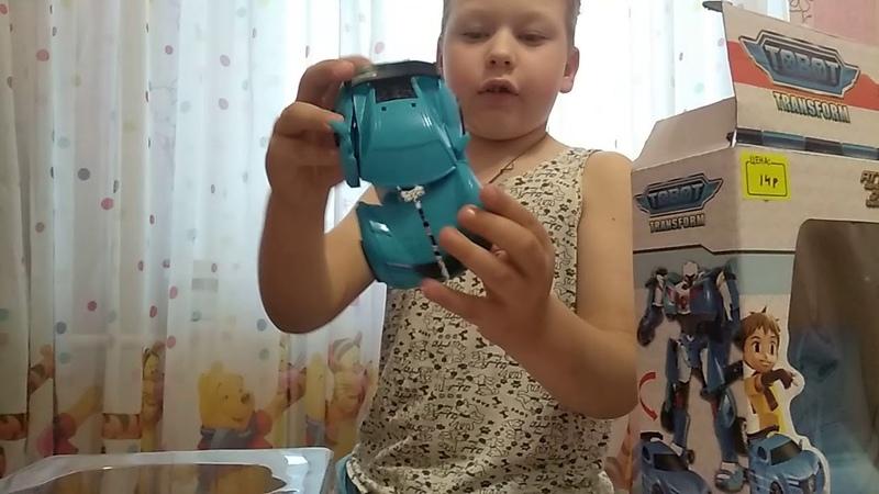 Tobot Transform
