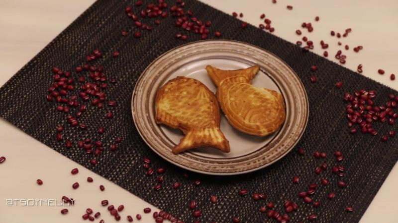 붕어빵 Bungeo ppang Рыбки с начинкой 🍜 Настоящая корейская кухня