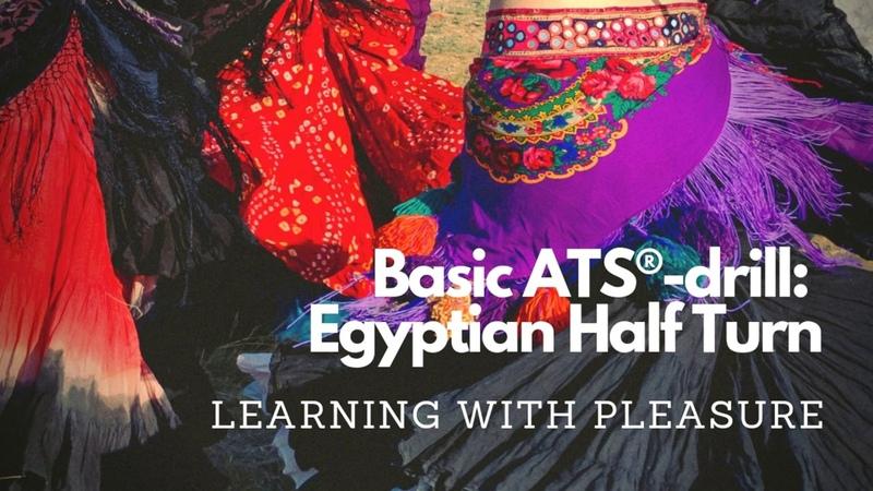 Basic ATS®-drill: Egyptian Half Turn ( ENG RUS SUB)