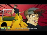 Anime Abandon: Jojo's Bizarre Adventure