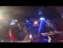Cloudberry - Hold The Line (Toto cov., fisheye)