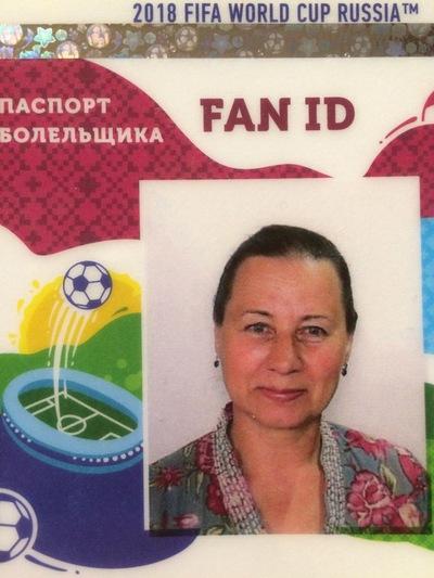 Ольга Колокольцева