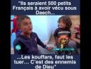 Voici le danger que représentent les enfants nés sous Daech et qui reviennent en France