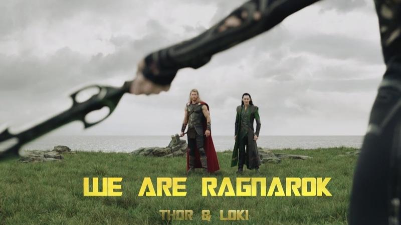 Thor Loki | We Are Ragnarok