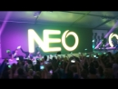 Банкет Neo people в Хорватии