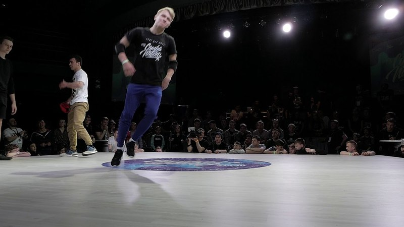 ENCORE ROOFY vs BBOY BBOY - POWER MOVE 2x2 - 1/16 - COMBONATION X - KAZAN - 29.04.18