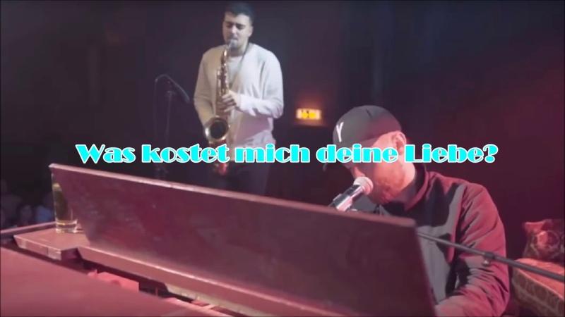 BRKN Bausa - Was kostet mich deine Liebe (Akustik-Version | Lyrics | Zusammengeschnitten)