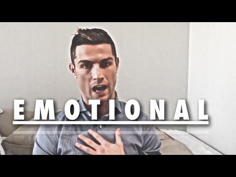 Cristiano Ronaldo ● When A Man Gets Emotional ● Interviews Speeches