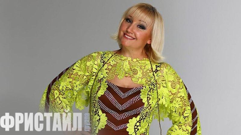 Фристайл Нина Кирсо - Україна-ненька (ТК «Прямий» 14.10.17)