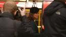 The Queen; Catherine, Duchess of Cambridge; Prince Philip   Baker Street Underground Station