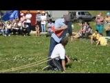 Веселье на фестивале «Хозяйка села»