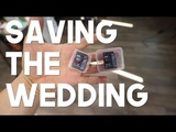 Saving The Wedding chip-off data recovery on Lexar 64GB SD card