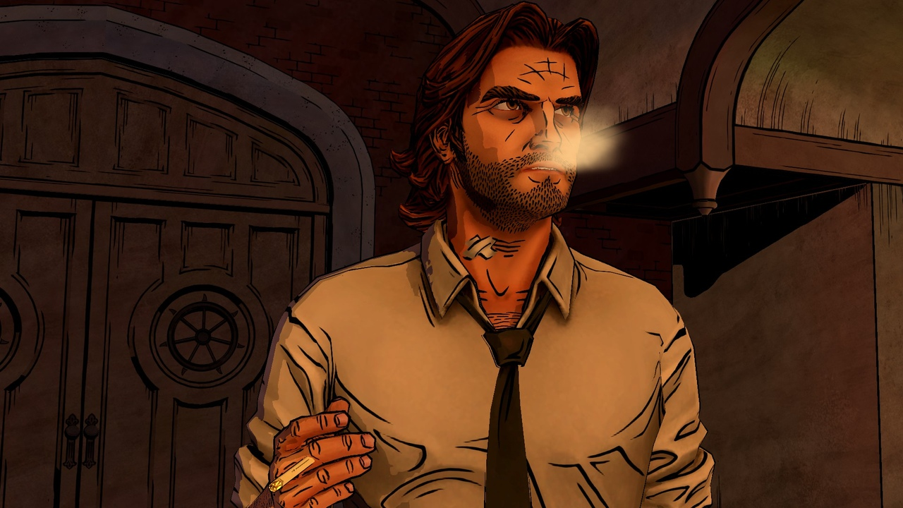 telltale games wolf among us