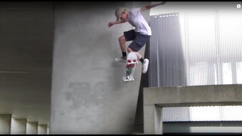 Aaron Goure ~ European Skate Vacation