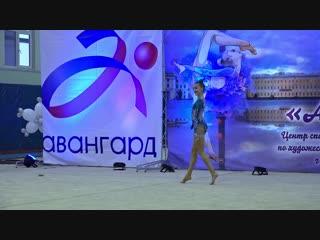 Петрова Жанна, 2005, булавы, Великие Луки.