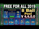 Venice 150m Table Free For All 8 Ball Pool 4 4 0 0 New Trick 2019