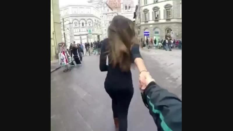 Pega minha mão e vem comigo!