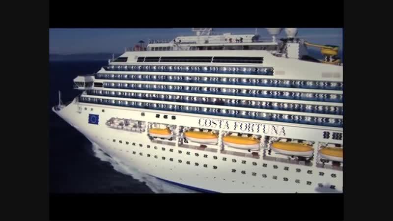 Costa Fortuna Ship Visit