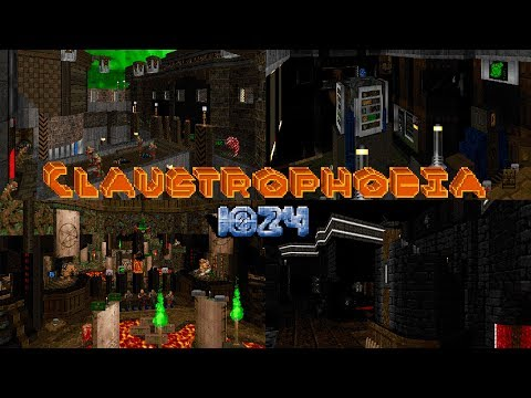 Claustrophobia 1024 (feat. Iron Droog PROPHESSOR)