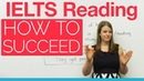 How to succeed on IELTS Reading