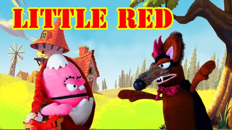 Chicken Family |Chick Family Is Little Red 🚀 Puppet Cartoon For Kids 🍄 SML Movie 2019 Part 11