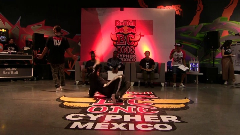 Red Bull BC One Cypher Mexico 2018 | Final: Ztimpy vs. C Boy | Danceproject.info