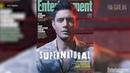 Съемки для Entertainment Weekly в честь выхода 300 й серии