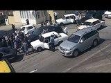 Полиция проверит факт незаконного перекрытия движения на Мамайском перевале в Сочи