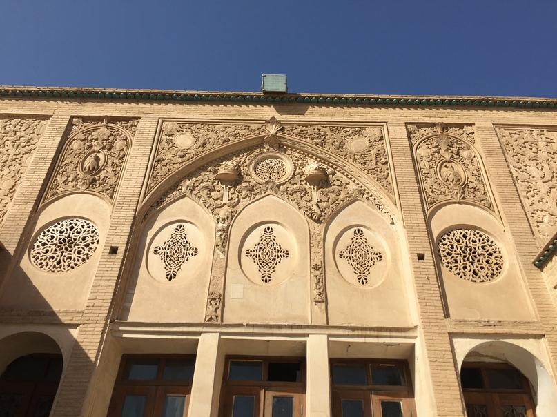 Резьба. Путешествие в Иран