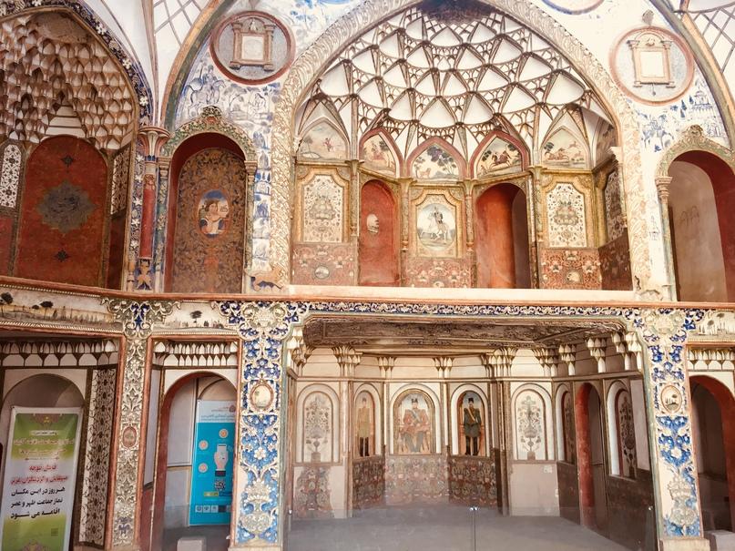 Отделка дома. Путешествие в Иран